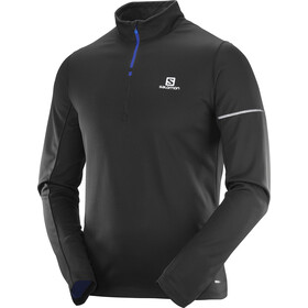 Salomon Agile Running Shirt longsleeve Men black